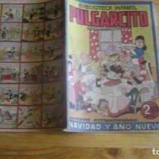 Tebeos: ALMANAQUE PULGARCITO AÑOS 40 ORIGINAL CJ 5. Lote 248644050
