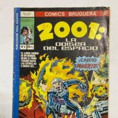 BDs: 2001: LA ODISEA DEL ESPACIO. Nº 3. COMICS BRUGUERA.. Lote 248668060