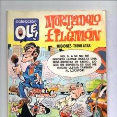 Tebeos: Nº 144 MORTADELO Y FILEMON. COLECCION OLE . EDITORIAL BRUGUERA,S.A. 3ª ED. 1982. Lote 248930435