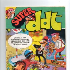 Tebeos: Nº 97 SUPER DDT. EDITORIAL BRUGUERA,S.A. 1981. Lote 248931885