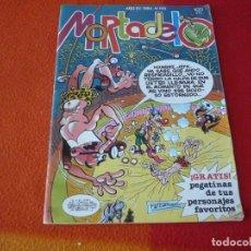 Tebeos: SUPER MORTADELO AÑO VX Nº 199 REVISTA SEMANAL 1984 BRUGUERA. Lote 248977900