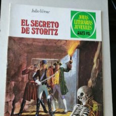 Tebeos: JOYAS LITERARIAS JUVENILES Nº 214. EL SECRETO DE STORITZ.. Lote 249015190