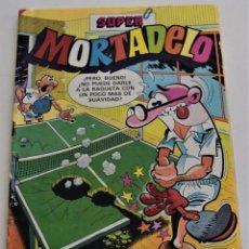 Tebeos: SUPER MORTADELO Nº 138 - EDITORIAL BRUGUERA 1982. Lote 249368685