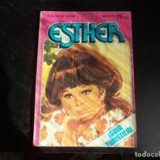 Tebeos: PUBLICACIÓN JUVENIL ESTHER. Lote 250128930