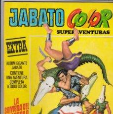 Tebeos: JABATO COLOR EXTRA Nº 9 . 3ª ÉPOCA. Lote 250220755
