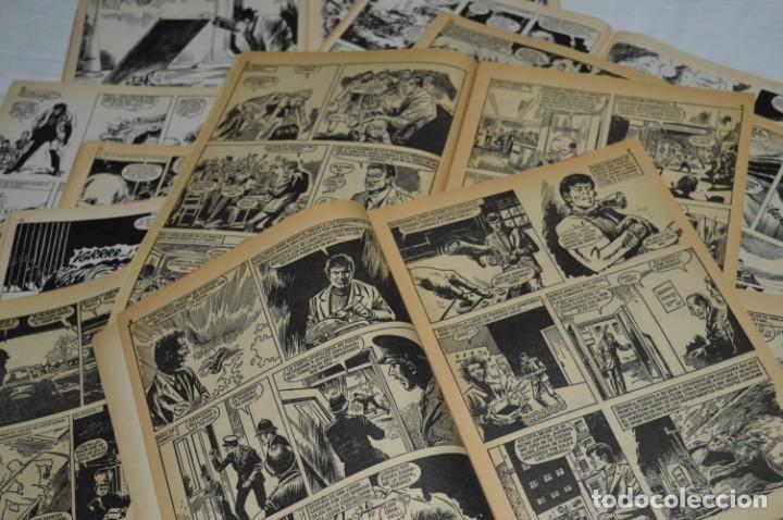 Tebeos: HORA T / BRUGUERA Año 1975 - Completa 12 Números / SPIDER y ZARPA de ACERO - Por JESÚS BLASCO ¡Mira! - Foto 16 - 250231400