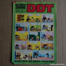 Tebeos: DDT, Nº 247. BRUGUERA, 1972. LITERACOMIC. Lote 251138245