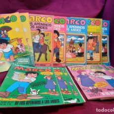 Tebeos: 13 COMICS MARCO EDITORIAL BRUGUERA CON EXTRA MENSUAL. Lote 251196415