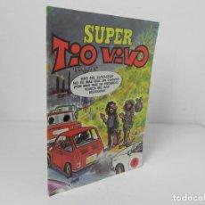 Tebeos: SUPER TIO VIVO (NÚMERO EXTRA 2ª ÉPOCA - EDITORIAL BRUGUERA-1980. Lote 251217910