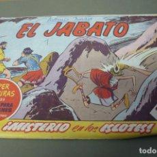 Tebeos: EL JABATO. Lote 251221610