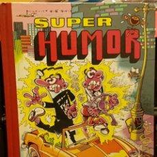 Tebeos: SUPER HUMOR Nº 36 - MORTADELO Y FILEMON. Lote 251258595