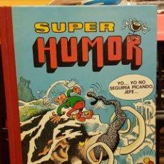 Tebeos: SUPER HUMOR Nº 13 MORTADELO Y FILEMON. Lote 251260115