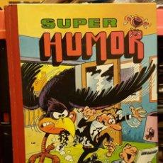 Tebeos: SUPER HUMOR Nº 17 - MORTADELO Y FILEMON. Lote 251260280