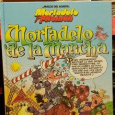 Tebeos: MORTADELO Y FILEMON - MORTADELO DE LA MANCHA. Lote 251260625