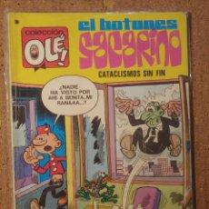 Tebeos: COMIC DE OLE EL BOTONES SACARINO EN CATACLISMOS SIN FIN DEL AÑO 1978 Nº 84. Lote 251286905