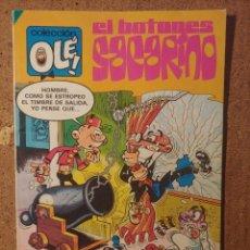Livros de Banda Desenhada: COMIC DE OLE EL BOTONES SACARINO EN IGUAL QUE UN HURACAN DEL AÑO 1983 Nº 268. Lote 251286920