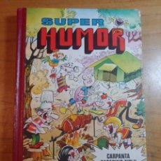 Tebeos: COMIC TOMO DE SUPER HUMOR DEL AÑO 1982 Nº XIX. Lote 251287460