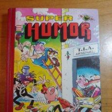 Tebeos: COMIC TOMO DE SUPER HUMOR DEL AÑO 1989 Nº 23. Lote 251287925