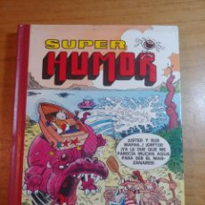 Tebeos: COMIC TOMO DE SUPER HUMOR DEL AÑO 1989 Nº 53. Lote 251287985