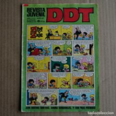 Tebeos: DDT, Nº 247. BRUGUERA, 1972. LITERACOMIC. Lote 251321510