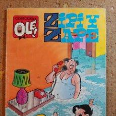 Tebeos: COMIC DE OLE ZIPI Y ZAPE Y CARPANTA DEL AÑO 1989 Nº 344 - Z.57. Lote 251326970