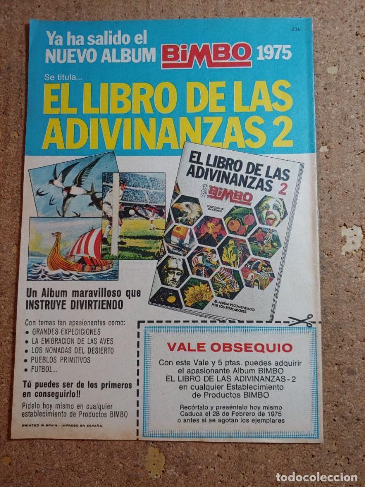 Tebeos: TEBEO DE MORTADELO DEL AÑO VI Nº 216 - Foto 2 - 251418060