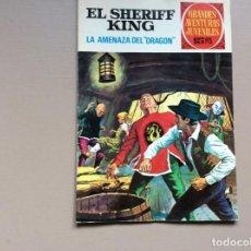 Tebeos: EL SHERIFF KING NÚMERO 4. Lote 251536230