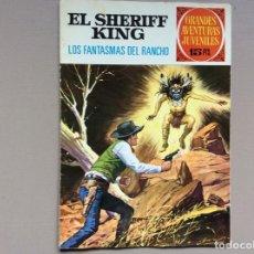 Tebeos: EL SHERIFF KING NÚMERO 10. Lote 251538190