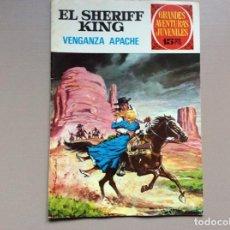 Tebeos: EL SHERIFF KING NÚMERO 12. Lote 251540225
