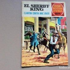 Tebeos: EL SHERIFF KING NÚMERO 14. Lote 251540680