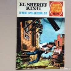 Tebeos: EL SHERIFF KING NÚMERO 16. Lote 251541020