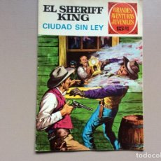 Tebeos: EL SHERIFF KING NÚMERO 18. Lote 251541735