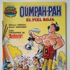 Tebeos: OUMPAH-PAH 1. EL PIEL ROJA. Lote 251546785