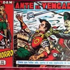 Tebeos: EL CACHORRO - ORIGINAL - AÑO 1957 - NÚM. 157 - ANTE EL VENGADOR - BUEN ESTADO. Lote 251547575