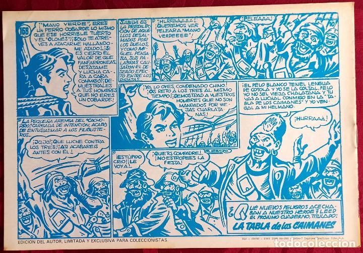 Tebeos: EL CACHORRO - ORIGINAL - Año 1957 - Núm. 158 - Luchando contra el monstruo - Buen estado - Foto 2 - 251547690