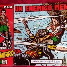 Tebeos: EL CACHORRO - ORIGINAL - AÑO 1957 - NÚM. 154 - UN ENEMIGO MENOS - BUEN ESTADO. Lote 251547840