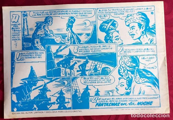 Tebeos: EL CACHORRO - ORIGINAL - Año 1957 - Núm. 154 - Un enemigo menos - Buen estado - Foto 2 - 251547840