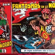 Tebeos: EL CACHORRO - ORIGINAL - AÑO 1957 - NÚM. 155 - FANTASMAS DE LA NOCHE - BUEN ESTADO. Lote 251547955