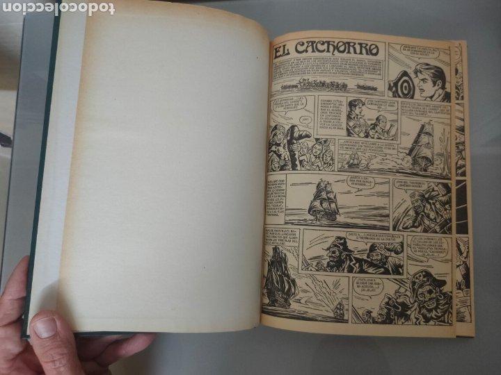 Tebeos: 41X EL CACHORRO COMPLETA 1976 BRAVO DE BRUGUERA EN 2 VOLÚMENES - Foto 2 - 251563875