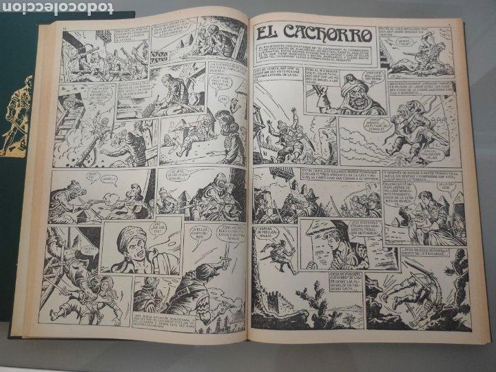 Tebeos: 41X EL CACHORRO COMPLETA 1976 BRAVO DE BRUGUERA EN 2 VOLÚMENES - Foto 4 - 251563875