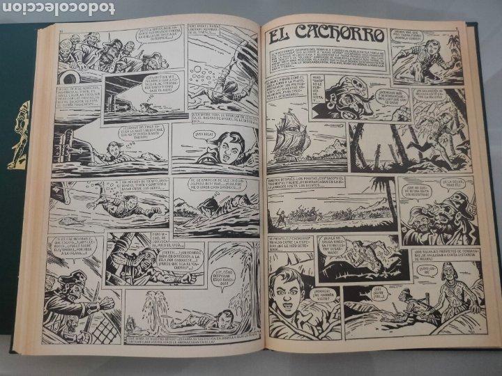 Tebeos: 41X EL CACHORRO COMPLETA 1976 BRAVO DE BRUGUERA EN 2 VOLÚMENES - Foto 7 - 251563875