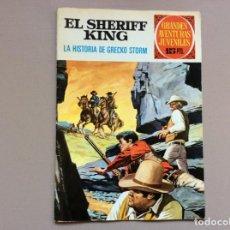 Tebeos: EL SHERIFF KING NÚMERO 20. Lote 251628765