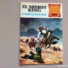 Tebeos: EL SHERIFF KING NÚMERO 21. Lote 251629245