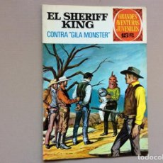 Tebeos: EL SHERIFF KING NÚMERO 24. Lote 251629695