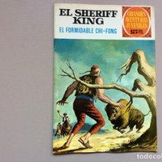 Tebeos: EL SHERIFF KING NÚMERO 26. Lote 251630060