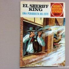 Tebeos: EL SHERIFF KING NÚMERO 31. Lote 251630600