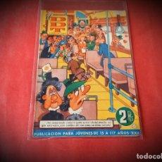 Tebeos: EL DDT Nº 22 -EXCELENTE ESTADO. Lote 251803850