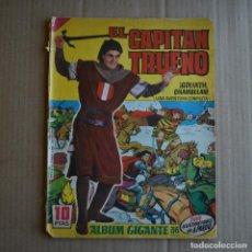BDs: EL CAPITAN TRUENO, ALBUM GIGANTE 36. BRUGUERA. LITERACOMIC.. Lote 251834260