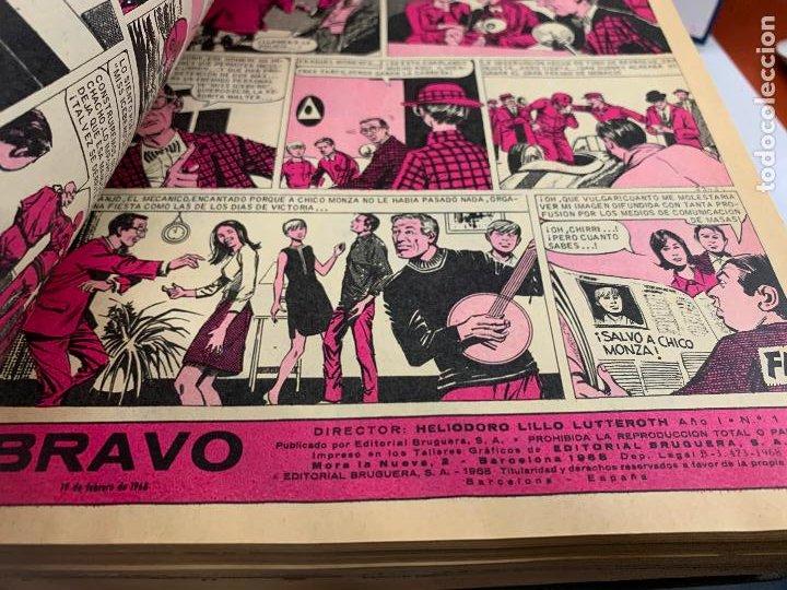 Tebeos: Revista juvenil BRAVO, del 1 al 45, año 1968. Originales, magnifico estado. Dificiles. Leer mas... - Foto 2 - 251856525