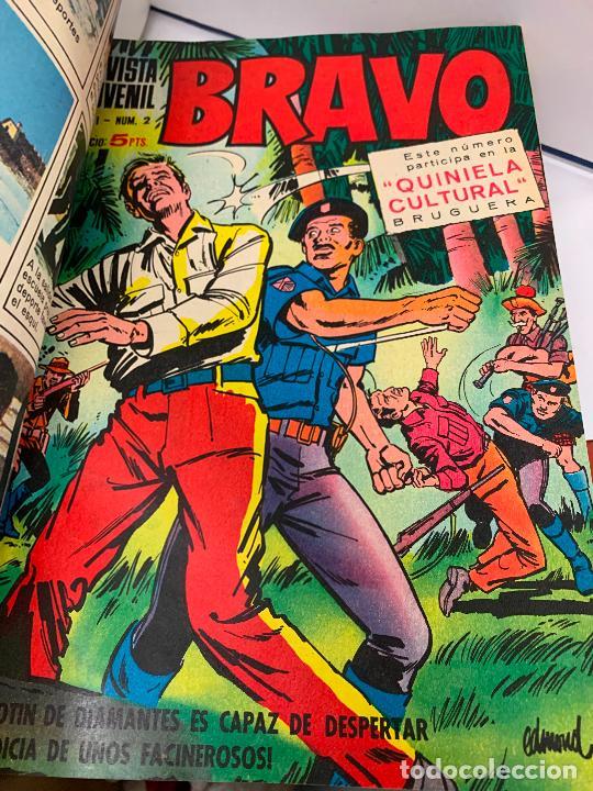Tebeos: Revista juvenil BRAVO, del 1 al 45, año 1968. Originales, magnifico estado. Dificiles. Leer mas... - Foto 4 - 251856525